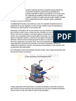 Libreto Fresadora CNC