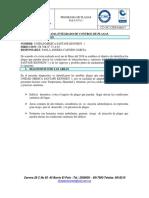 PROGRAMA INTEGRADO DE CONTROL DE PLAGAS KENNEDY 1