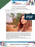 Evidence 3_Blog_Presentations