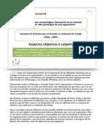 Tema 2- Psicología del trabajo II