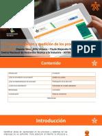 5.3 Implementación y medición de los procesos