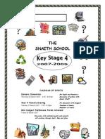 GCSE Options Booklet 2007-9