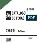 CATALAGO PEÇAS JOG 50C