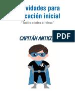 Todos Contra El Virus Capitan Covid Inicial