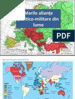 Marile Aliante Politico Militare Din Lume