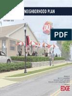The West End Neighborhood Plan
