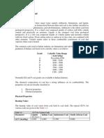4.1.3 Properties of Coals