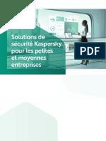 Solutions Kaspersky TPE PME