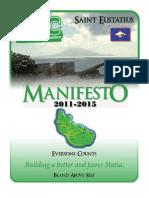 Upc Manifesto 2011-2015 - V5
