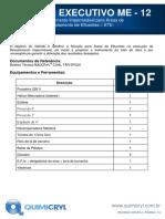 ME12 - Revestimento Impermeável para Áreas de Tratamento de Efluentes - 4 pags
