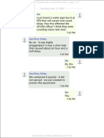 State Farm Plumbing Issue Texts