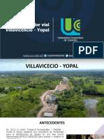 Corredor vial VILLAVICECIO - YOPAL.pptx