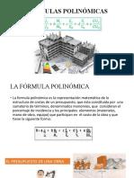 FORMULAS POLINÓMICAS CAPI