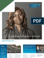 Leading Behaviour Change