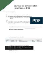 TPE 3 Backup and restore EC2.docx