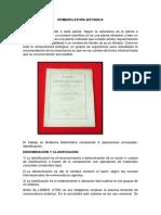 CLASE 2 PRACTICA NOMENCLATURA BOTANICA - SISTEMATICA VEGETAL (1)