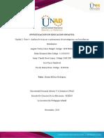 Plantilla #2- Unidad 3- Reto 4- Análisis de técnicas e instrumentos de investigación con las infancias- Instrumento de observación