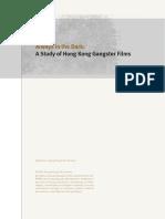 Always in the Dark - A Study of HK Gangster Films