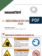 1 Seguridad en CNC