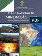 Plano Nacional de Mineração 2030