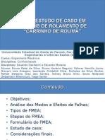Apresentação FMEA Grupo B