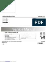 Service manual car audio video system Phillips.pdf