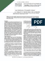 J . Am. Chem. SOC1.9 92, 114, 5530 Arduengo