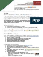 Fiche pratique flux RSS - Netvibes