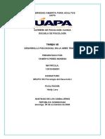 TAREA 7, Psicología del Desarrollo I.docx