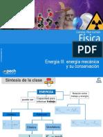 Clase 27 Energía III energía mecánica y su conservaciónPPTCANCBFSA03011