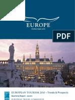 European Tourism 2010 - Trends & Prospects