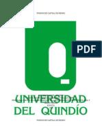 FONDOS DE CAPITAL DE RIESGO