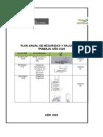 03 Modelo 2 - PLAN ANUAL DE SEGURIDAD Y SALUD EN EL TRABAJO