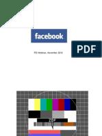 Facebook Webinar Februar2011