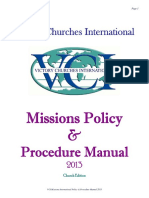 MissionsPolicyProcedures_2013
