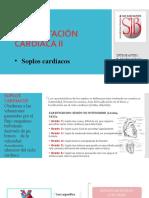 AUSCULTACION CARDÍACA II.pptx
