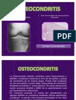 OSTEOCONDRITIS x estrella