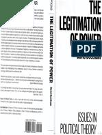 (Political Analysis) David Beetham - The Legitimation of Power-Palgrave Macmillan (2013).pdf