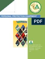 PPE  Material Handling -Module 4