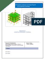 lal bdr building report