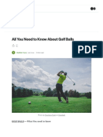 Yusraabdillah3 Medium Com All You Need to Know About Golf Balls c099ac059cb4