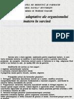 2. Fiziologia maternă – modificările adaptive ale organismului matern în sarcină.ppt