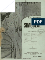 Simbolismul Nr. 1