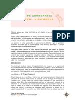 Manual Taller de Abundancia - Año nuevo - Vida Nueva.pdf