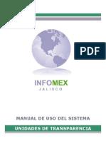 ManualUsuarioINFOMEX Jalisco