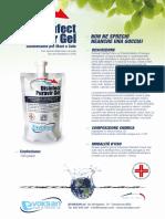 (COVID 19) Disinfect Puravir