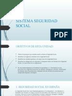 Sistema Seguridad Social