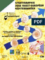 Biostratigraphie du Jurassique ouest-européen et méditerranéen