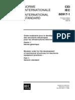 60917-1_1998 IEC