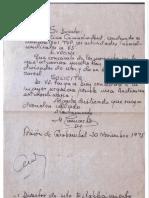 Carta de Marcelino Camacho